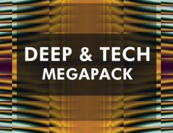 Source Sounds Deep and Tech Megapack