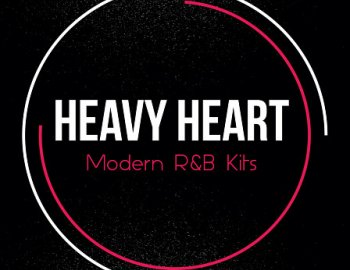 Code Audio Group Heavy Hearts Modern RnB Kits