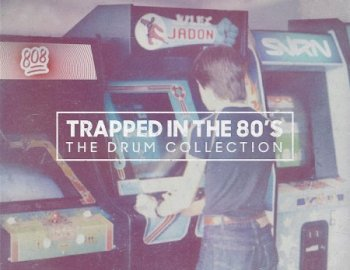 Julez Jadon Trapped In The 80's The Drum Collection