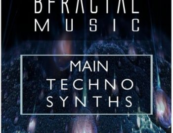 BFractal Music Main Techno Synths