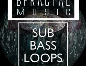 BFractal Music Tech House Sub Bass Loops