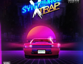 Kryptic Samples Synthwave X Trap