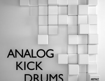 Abstract State Analog Kick Drums