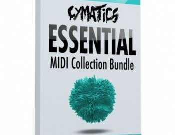 Cymatics Essential MIDI Collection Bundle