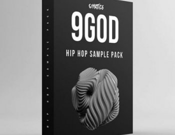 Cymatics 9God Hip Hop Sample Pack