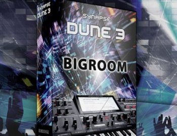 Synapse Audio Big Room for DUNE 3