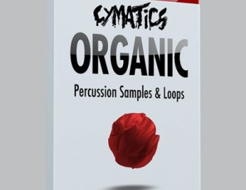 Cymatics Organic Percussion Samples & Loops