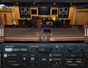 Waves Abbey Road Studio 3 brings acoustic environment of legendary control room to your headphones