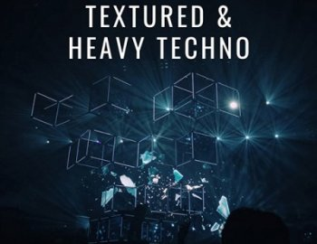 SINEE - Textured & Heavy Techno - Ableton Live Template
