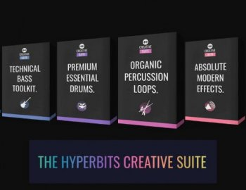 The Hyperbits Creative Suite