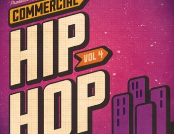Producer Loops Commercial Hip Hop Vol 4