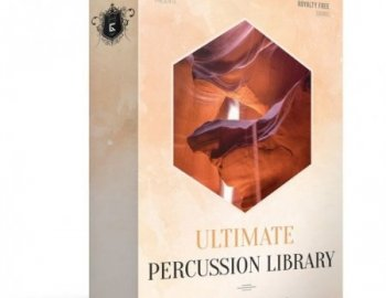 Ghosthack Ultimate Percussion Library