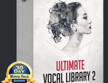 GhostHack Ultimate Vocal Library Volume 2