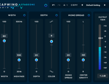 Leapwing Audio StageOne v1.2 x64