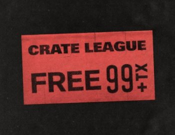 The Crate League FREE99