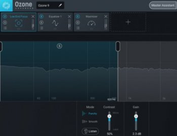 iZotope Ozone 9 Advanced v9.1.0 x64