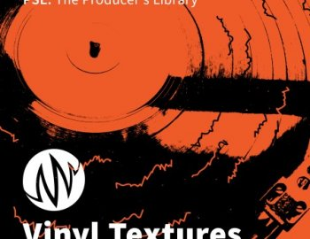 Splice PSE: The Producer's Library Vinyl Textures