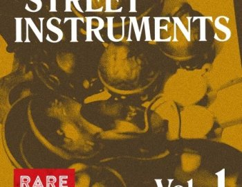 Splice RARE Percussion Street Instruments Vol.1 & 2