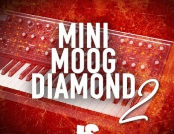 HOOKSHOW Mini Moog Diamond 2