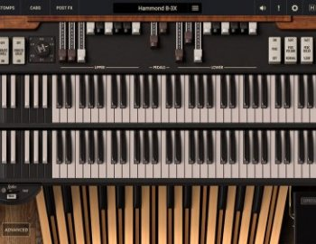 IK Multimedia Hammond B-3X v1.3.0 x64