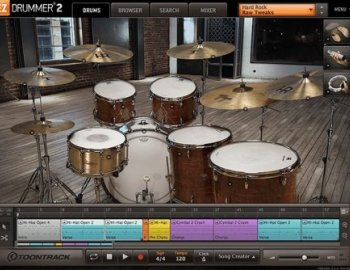 Toontrack Hard Rock EZX v1.0.1