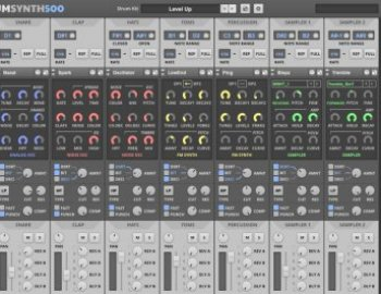 AIR Music Technology Drumsynth 500 v1.0.0 x64