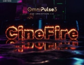PlugInGuru OmniPulse 3 CineFire For Omnisphere 2