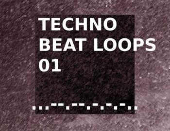 SQNCD Sounds Techno Beat Loops 01