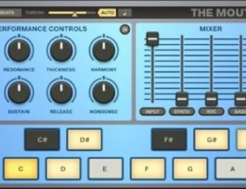 Native Instruments The Mouth v1.3.0.2 (Reaktor)