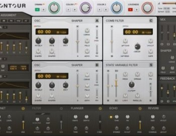 Native Instruments Kontour v1.0.0.6 (Reaktor)