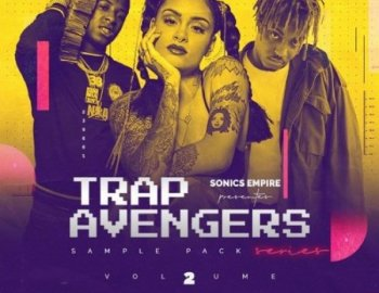 Sonics Empire Trap Avengers Vol 2