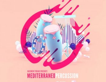 Black Octopus Sound Mediterraneo Percussion by Basement Freaks