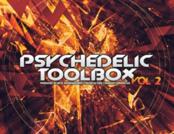 Black Octopus Sound Psychedelic Toolbox Vol 2 by Marula Music