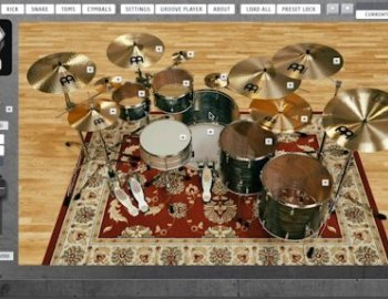 GetGood Drums P IV Matt Halpern Signature Pack v1.0.0 (KONTAKT)