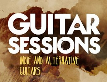 Big Fish Audio Guitar Sessions: Indie and Alternative Guitars
