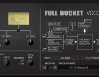 Full Bucket Music releases FBVC free vocoder plugin (VST/AU)