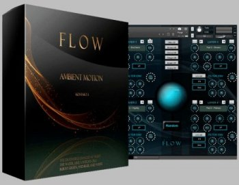 Triple Spiral Audio Flow (KONTAKT)