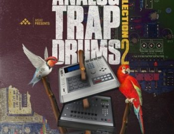 MSXII Analog Trap Drums Collection 2
