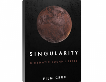 FILM CRUX - Singularity - Cinematic Sound Effects Library