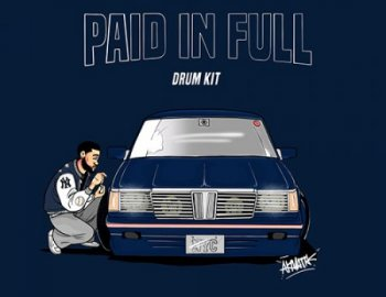 Foreign Teck Presents Paid In Full Drumkit