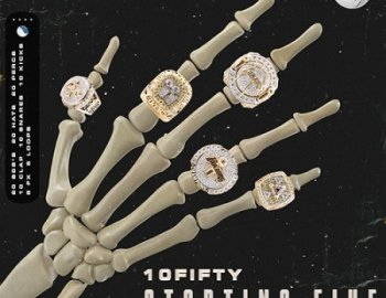 10Fifty Starting Five Drum Kit