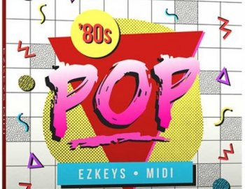 Toontrack Eighties Pop EZkeys MIDI