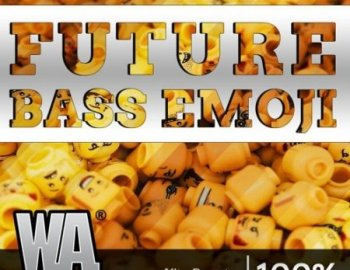 W.A. Production What About Future Bass Emoji