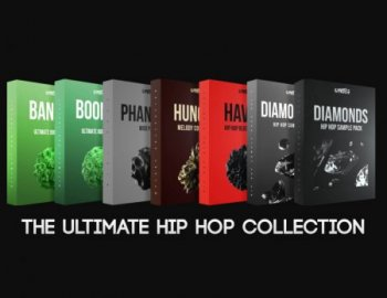 Cymatics The Ultimate Hip Hop Collection