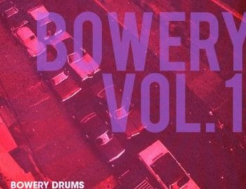 Dylan Wissing BOWERY DRUMS Vol. 1 CBGBeats '78