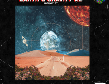WRLDViEW Earth And Gravity Vol.2 Sample Pack And Drum Kit