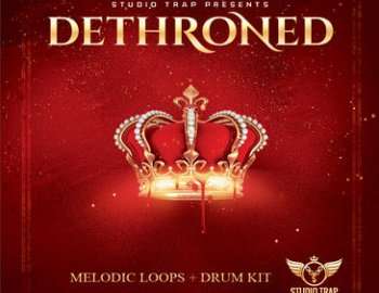 Studio Trap Dethroned Loop And Drum Kit