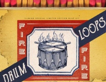 Illmind Fire Drum Loops (Limited Edition Pack)
