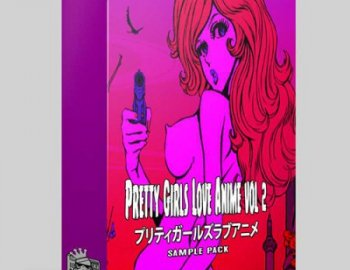 Mighty Jorilla Pretty Girls Love Anime Vol 2 Sample Pack