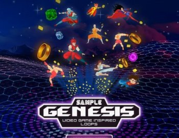 Sound Oracle Sound Kits Sample Genesis (Deluxe Edition)